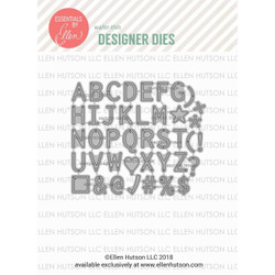 Letterboard Larger Alpha, Essentials By Ellen Designer Dies -