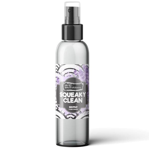 Squeaky Clean Spray Bottle - 2 oz, Brutus Monroe Stamp Cleaner - 703558969569
