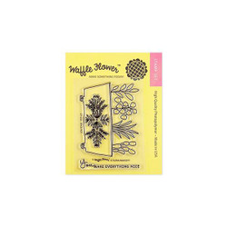 Spice Pot, Waffle Flower Clear Stamps - 653341246936
