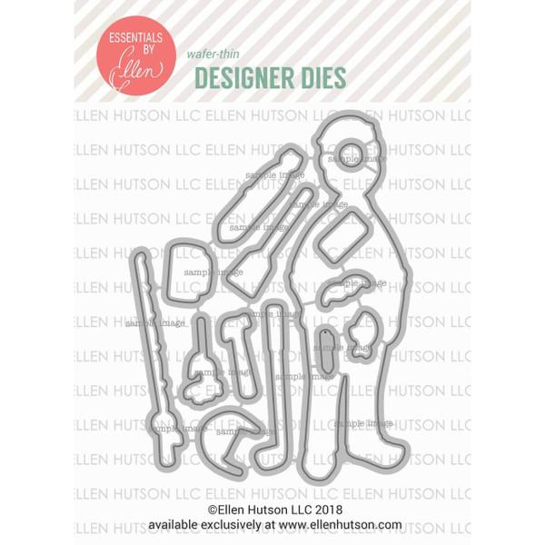Leading Ladies - Leading Gentleman By Brandi Kincaid, Essentials By Ellen Designer Dies -