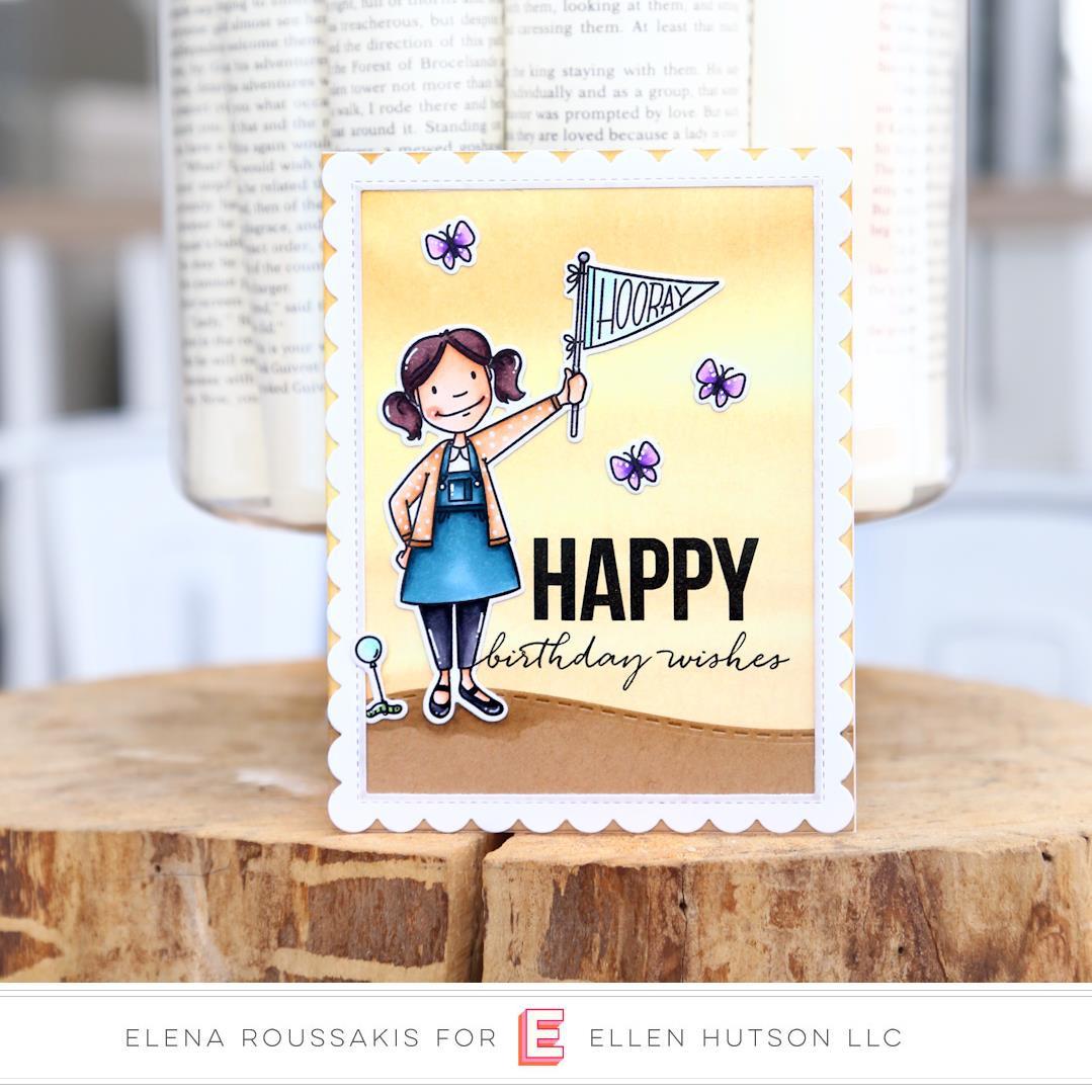 Leading Ladies - Little Lady By Brandi Kincaid, Essentials By Ellen Designer Dies -