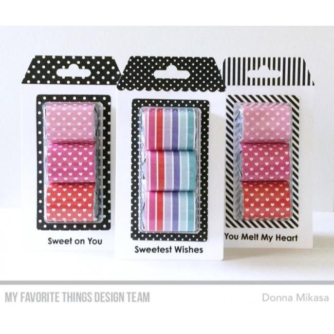 Nugget Trio, My Favorite Things Shaker Pouches - 849923029657