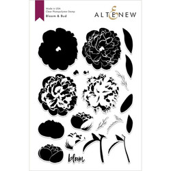 Bloom & Bud, Altnew Clear Stamps - 704831297157