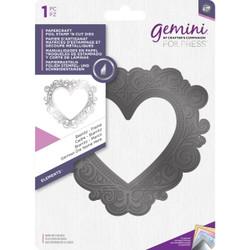 Biarritz - Frame, Gemini FoilPress Foil Stamp 'N Cut - 709650877634