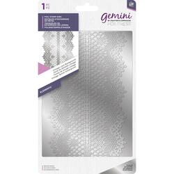 Vintage Lace Background, Gemini FoilPress Foil Stamp Die - 709650882157
