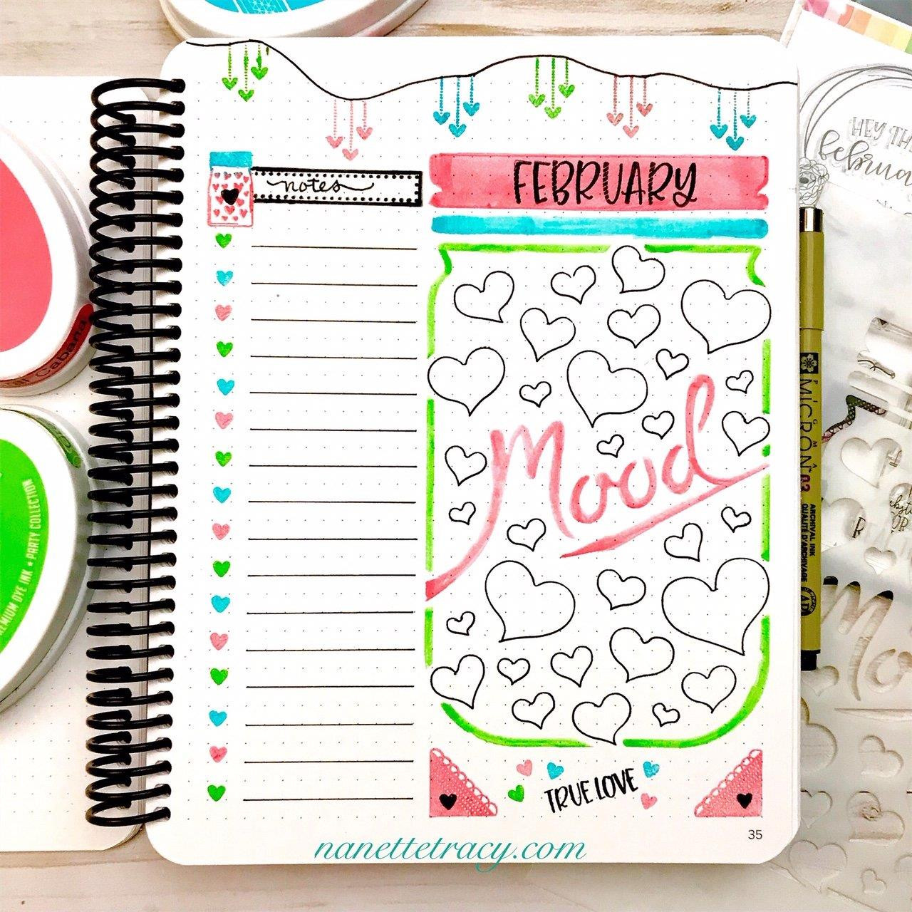 Hey There February, Catherine Pooler Clear Stamps -