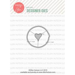 Latte Love by Julie Ebersole, Essentials by Ellen Designer Dies -