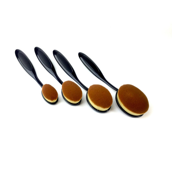 Life Changing Blender Brush - 4 Piece Broad, Picket Fence Studios (LCB-4) -