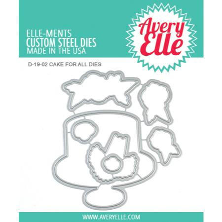 Cake For All, Avery Elle-ments Dies -