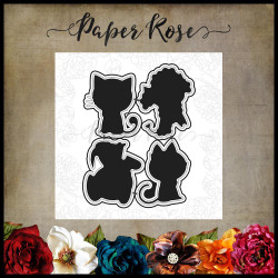 Animal Love, Paper Rose Dies -
