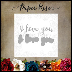I Love You, Paper Rose Dies -