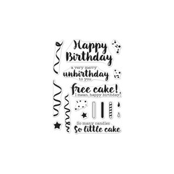 Hero Greetings Cheeky Birthday, Hero Arts Clear Stamps - 857009203082