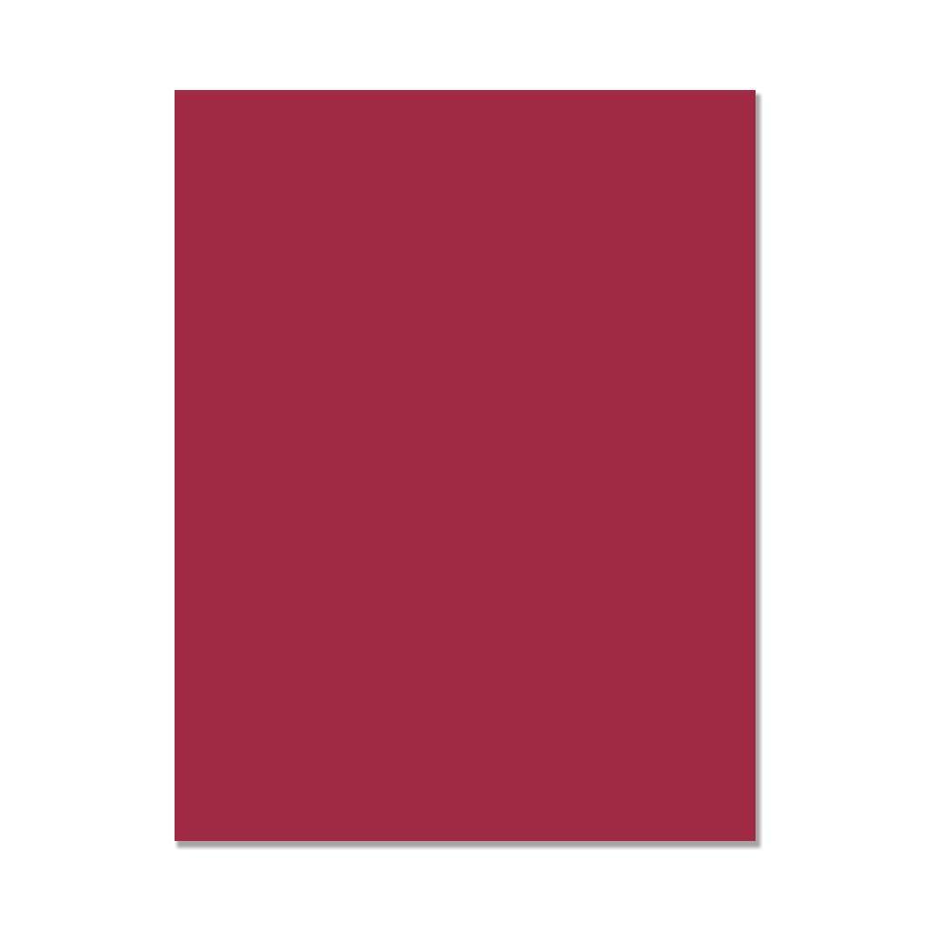 Hero Hues Cranberry, Hero Arts Cardstock - 857009208346