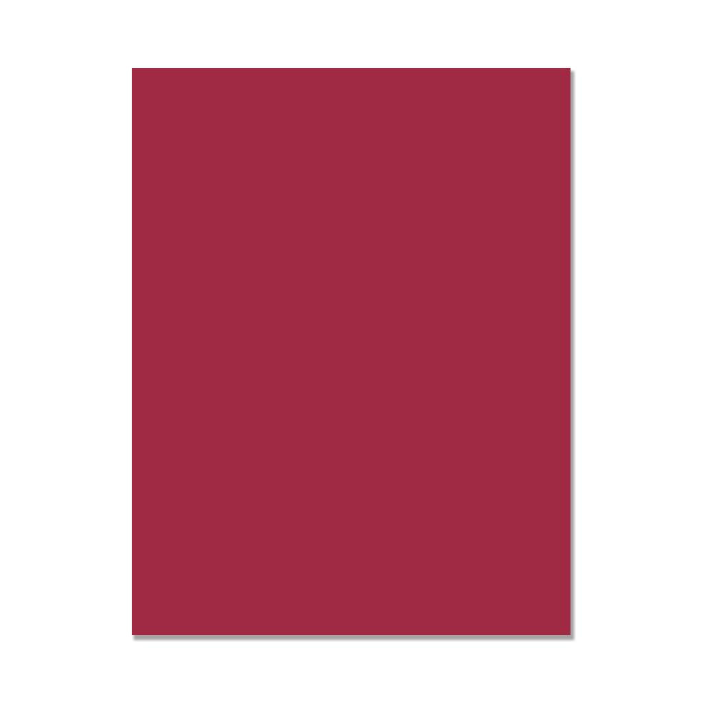 Hero Hues Cranberry, Hero Arts Cardstock - 857009208346