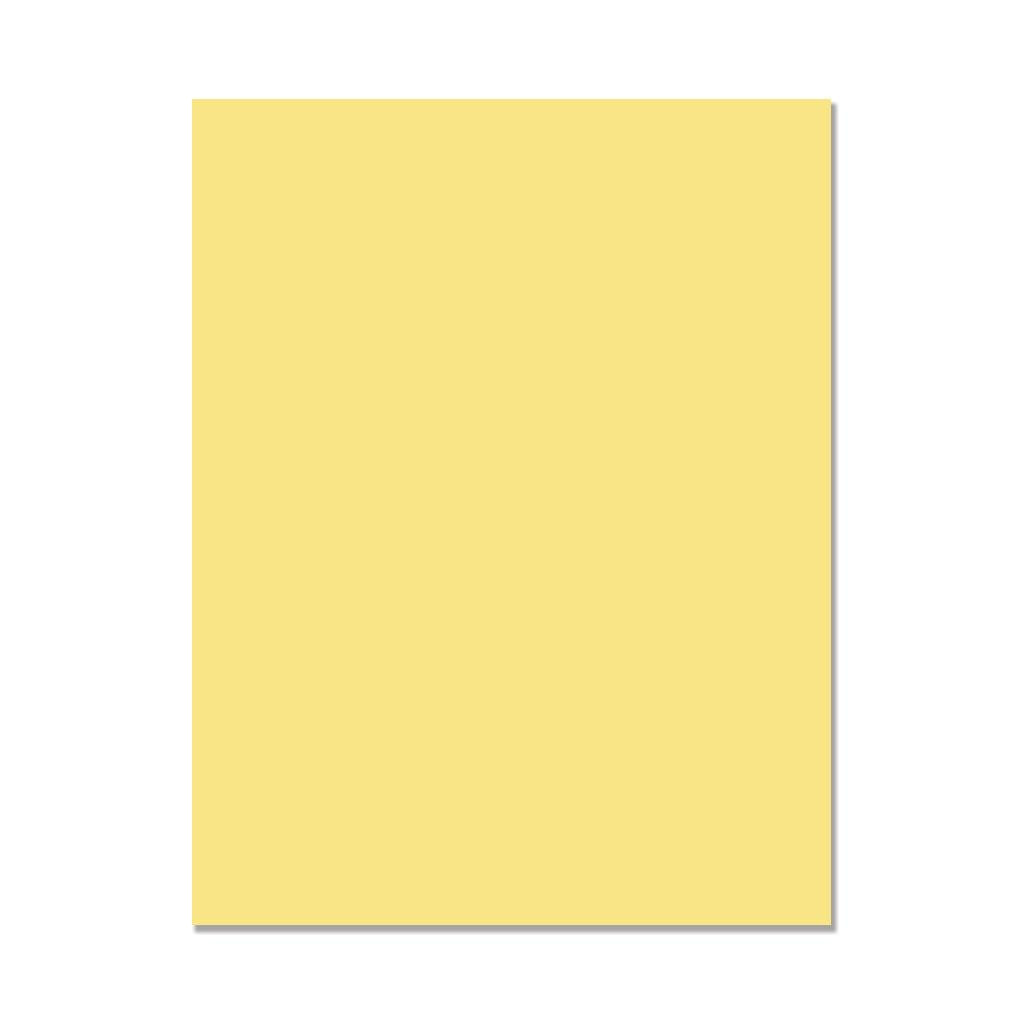 Hero Hues Canary, Hero Arts Cardstock - 857009208728
