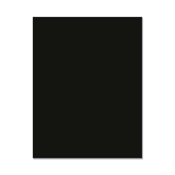 Hero Hues Pitch Black, Hero Arts Cardstock - 857009210462