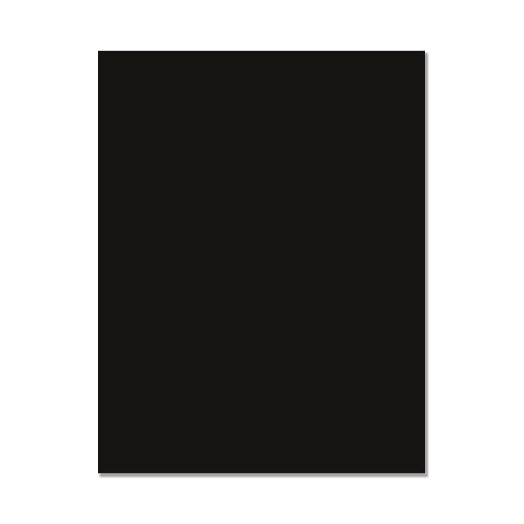 Hero Hues Pitch Black, Hero Arts Cardstock - 857009210462