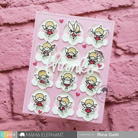 Little Fairy Agenda, Mama Elephant Creative Cuts -