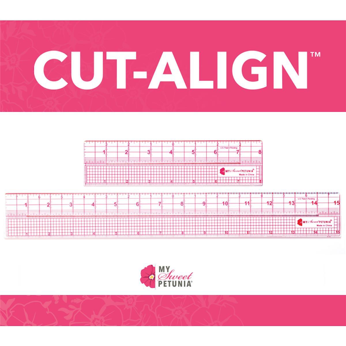 Cut Align, My Sweet Petunia Tools -
