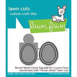 Reveal Wheel Easter Egg Add-On, Lawn Cuts Dies - 352926723694