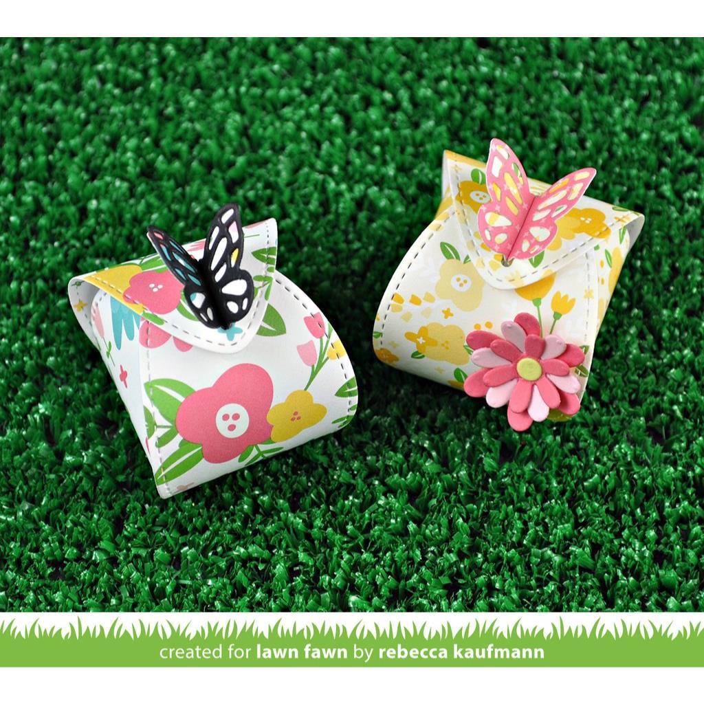 Butterfly Treat Box, Lawn Cuts Dies - 352926723076
