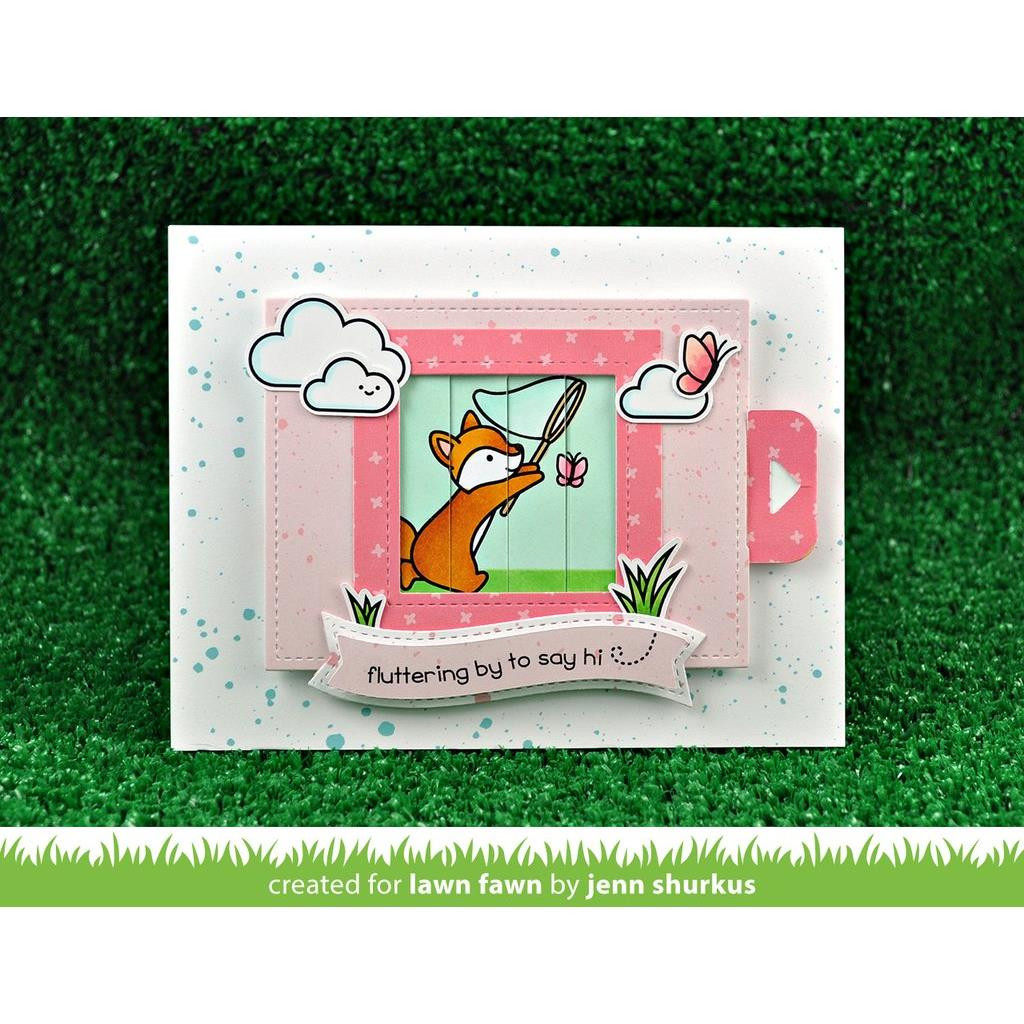 Spiffy Speckles, Lawn Fawn Petite Paper Pack - 352926719352