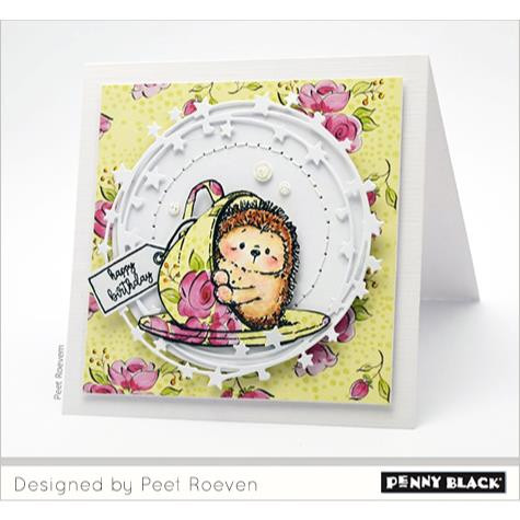 Tea Time, Penny Black Clear Stamps - 759668305391