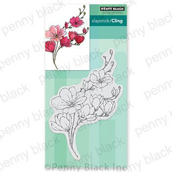 Harmony, Penny Black Cling Stamps - 759668406821