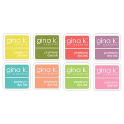 Spring Assortment, Gina K Designs Ink Cube - 609015548349