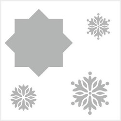 Mini Wreath Builder, Gina K Designs Templates - 609015543481