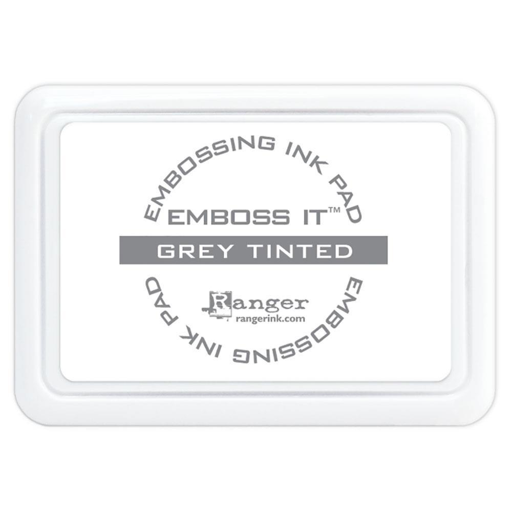 Grey Tinted, Ranger Embossing Ink Pad -