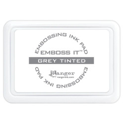 Grey Tinted, Ranger Embossing Ink Pad -