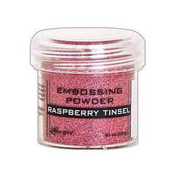 Raspberry Tinsel, Ranger Embossing Powder - 798541064572