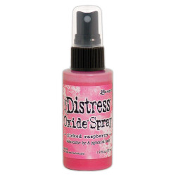 Picked Raspberry, Ranger Distress Oxide Spray -