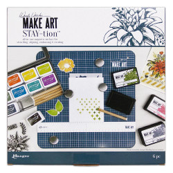 Make Art Stay-tion, Ranger Wendy Vecchi -