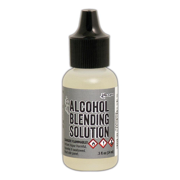 Alcohol Ink Blending Solution, Ranger - 789541050353
