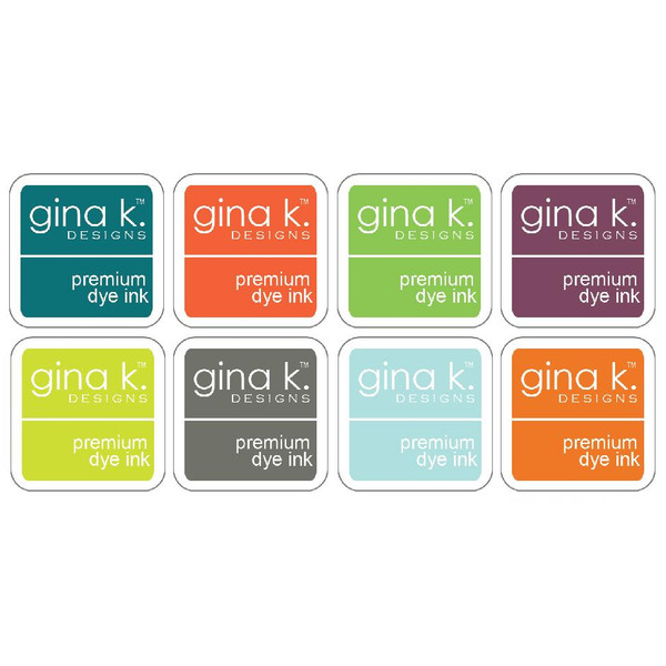 2018 Add-On Collection, Gina K Designs Ink Cubes - 609015543078