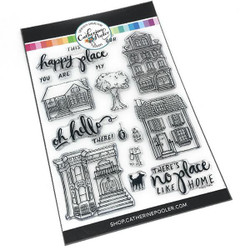 Happy Place, Catherine Pooler Clear Stamps -