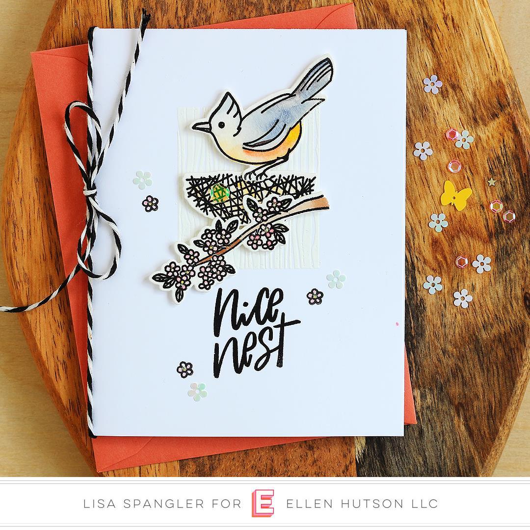 Backyard Bird Friends by Brandi Kincaid, Essentials by Ellen Designer Dies -