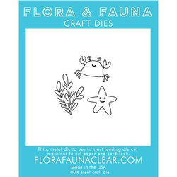 Sealife Fun, Flora & Fauna Dies - 725835782357