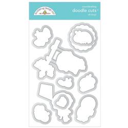 Oh Boy!, Doodle Cuts - 842715063327
