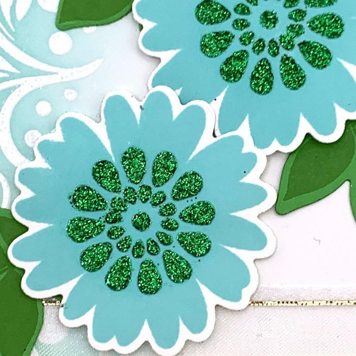 Grass Green, Gina K Designs Glitz Glitter Gel - 943181361