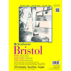 Strathmore Bristol Smooth paper