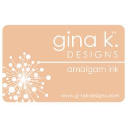 Warm Glow, Gina K Designs Amalgam Ink Pad - 609015542125