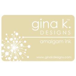 Skeleton Leaves, Gina K Designs Amalgam Ink Pad - 609015542095