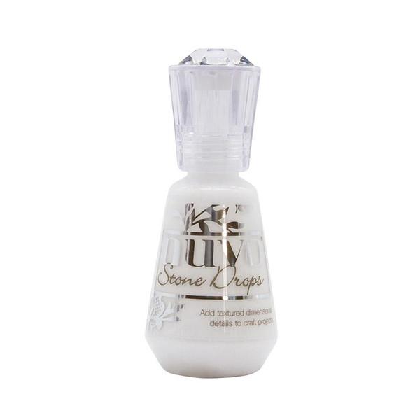 Chalk White, Tonic Nuvo Stone Drops - 841686112966