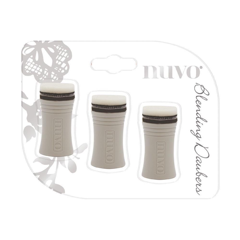 Blending Daubers 3-pack, Tonic Nuvo Tools - 841686109713