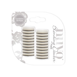 Blending Dauber Replacement Pads 20-pack, Tonic Nuvo Tools - 841686109669