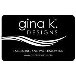 Embossing and Watermark Ink Pad, Gina K Designs - 609015542675