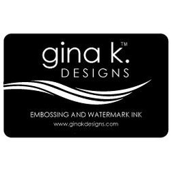Embossing and Watermark Ink Pad, Gina K Designs - 609015542675